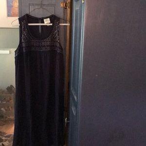 Knox Rose purple swing type dress